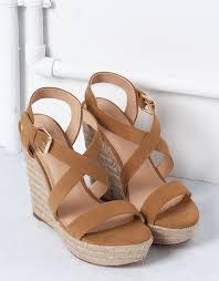 buy boots netherlands jute sleehak bershka schoenen bershka netherlands chaussures