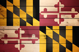 state wood flag of maryland wood texture it for free