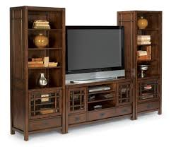 sonoma entertainment center by flexsteel at godby furniture home