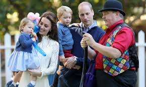william and kate photos with children george and hello us