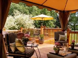 Backyard Decks Pictures Patio Decorating Ideas U0026 Deck Designs Hgtv