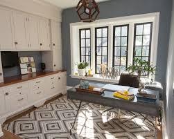 Modern Bright Interior With Simple And Modern Color Design - Tudor home interior design