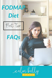 Map Diet Fodmap Diet Faqs Part 2 Easy Lunches For Work Fodmap