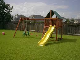 Backyard Playsets Apollo Diy Wood Fort Swingset Plans Jack U0027s Backyard