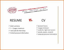 curriculum vitae cv vs resume 7 resume vs curriculum vitae budget template letter cv vs resume