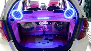 Crutchfield Audio Equipment Car Audio System Competition Car Modification Pinterest Car