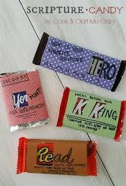 scripture gifts scripture candy use for secret gifts at c visiting