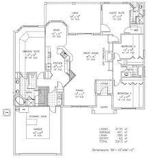 Multi Generational Home Floor Plans Windgate Custom Home Floor Plan Palm Coast And Flagler Beach Fl