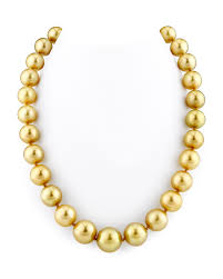 gold pearls necklace images 12 14mm golden south sea pearl necklace jpg