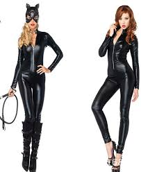 Catwoman Halloween Costume Party Shop Sale Free Shipping Halloween Party Cosplay