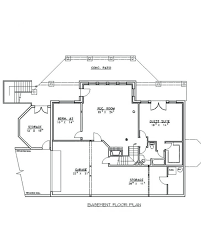 narrow lot house plans narrow lot craftsman house plans plan 69541am bungalow with open