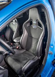 ford focus interior 2016 2016 ford focus rs second drive review photo gallery