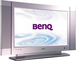 Lcd Benq benq definiert farbbrillanz neu â hochauflã sender lcd tv benq dv3250