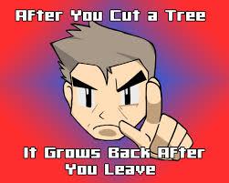 Professor Oak Meme - professor oak meme 01 by pokehihi on deviantart