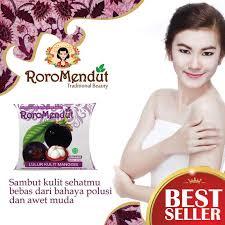 Masker Kulit Manggis Roro Mendut lulur antioksidan kulit manggis roro mendut l www kotaqu