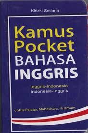 Kamus Bahasa Inggris Kamus Pocket Bahasa Inggris 600