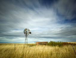 Kansas landscapes images A windmill in the west kansas landscape description from terrain jpg