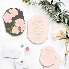 Wedding Invitation Suites 15 Absolutely Gorgeous Handmade Wedding Invitation Suites You U0027ll