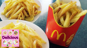 homemade french fries mcdonalds recipe how to make mcdonalds
