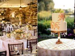 Backyard Gold Backyard Chic Utah Wedding Ruffled