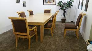used dining table and chairs used dining table sets archives oregons low cost sectionals