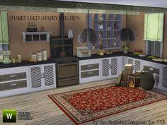 Shabby Chic Used Furniture by A Set Of Furniture For Your Sims In Provence Style Found In Tsr