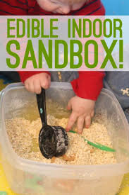 We Eat Dinner In The Bathtub 34 Edible Sensory Play Ideas For Kids Hands On As We Grow
