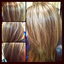 highlight low light brown hair highlighted and lowlights hair hairallstyles trendy all hair
