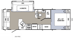 Puma Rv Floor Plans by 2017 Palomino Puma 253fbs Corral Sales Rv
