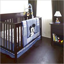 Mickey Mouse Crib Bedding Sets Mickey Mouse Baby Crib Bedding Set For Boys Home Design