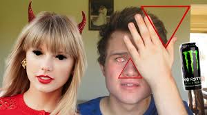 the hairstyle of the devil taylor swift worships the devil youtube