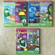 veggie tales 3 vcd s babies on carousell