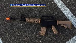 teen points fake gun at st louis park officers wcco cbs minnesota