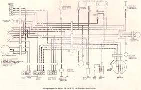 suzuki tc100 wiring diagram suzuki wiring diagrams instruction