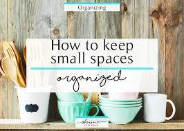 how to keep small spaces organized showme suburban