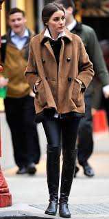 womens boots look how to wear a pea coat 89 looks s fashion