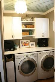 Laundry Room Storage Cabinets by Laundry Room Cozy Small Laundry Room Storage Cabinets Picture