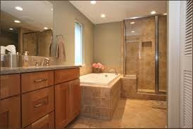 bathroom ideas modern small bathroom remodel mixed with mosaic modern small bathroom remodel mixed with transparent glass shower door also wooden bathroom vanity plus