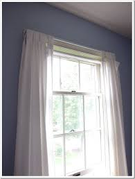 Making A Window Valance How To Make A No Sew Window Treatment In My Own Style