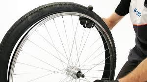 comment changer une chambre a air comment changer la roue arrière de vélo