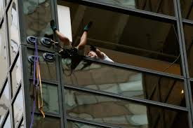 Trump Tower Ny Man Nabbed Climbing Trump Tower In Midtown Manhattan