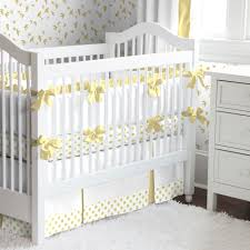 Gold Crib Bedding by Baby Nursery Pure Gold Dot Crib Bedding Gold Nursery Carousel