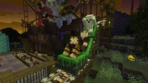 halloween texture minecraft halloween battle map on ps4 official playstation store