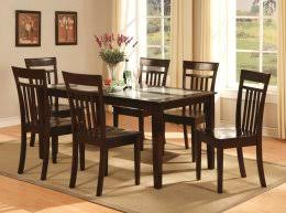 6 pc dinette kitchen dining room set table w 4 wood chair 7 pc capri dinette kitchen dining room set table with 6 awesome