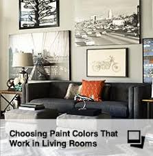 Paint Ideas  HowTo Guides - Living room paint designs