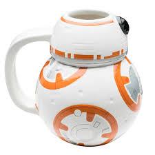 Unique Shaped Coffee Mugs by Star Wars Coffee Mug For Sale Bb 8 Zak Zak Designs