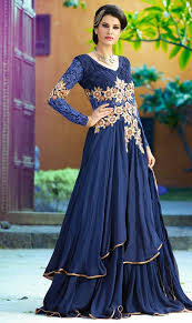 latest pakistani u0026 indian gowns for young girls 2017 2018