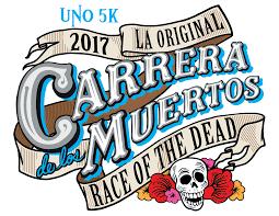 carrera de los muertos uno 5k race of the dead