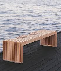 taklamakan garden benches from nurus architonic