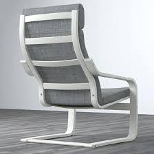 fauteuil simili cuir blanc shopian me